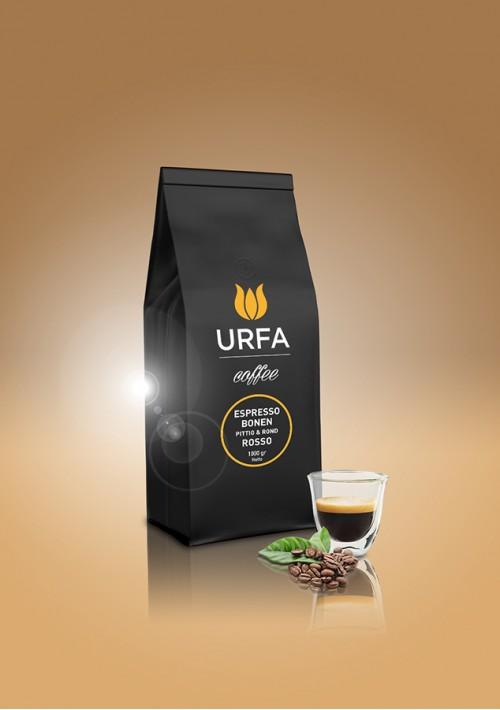 Urfa Espresso bonen ROSSO 1 x 1000 gram (8)