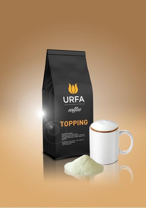 Urfa Cappuccino Topping 1 x 750 gram (10)